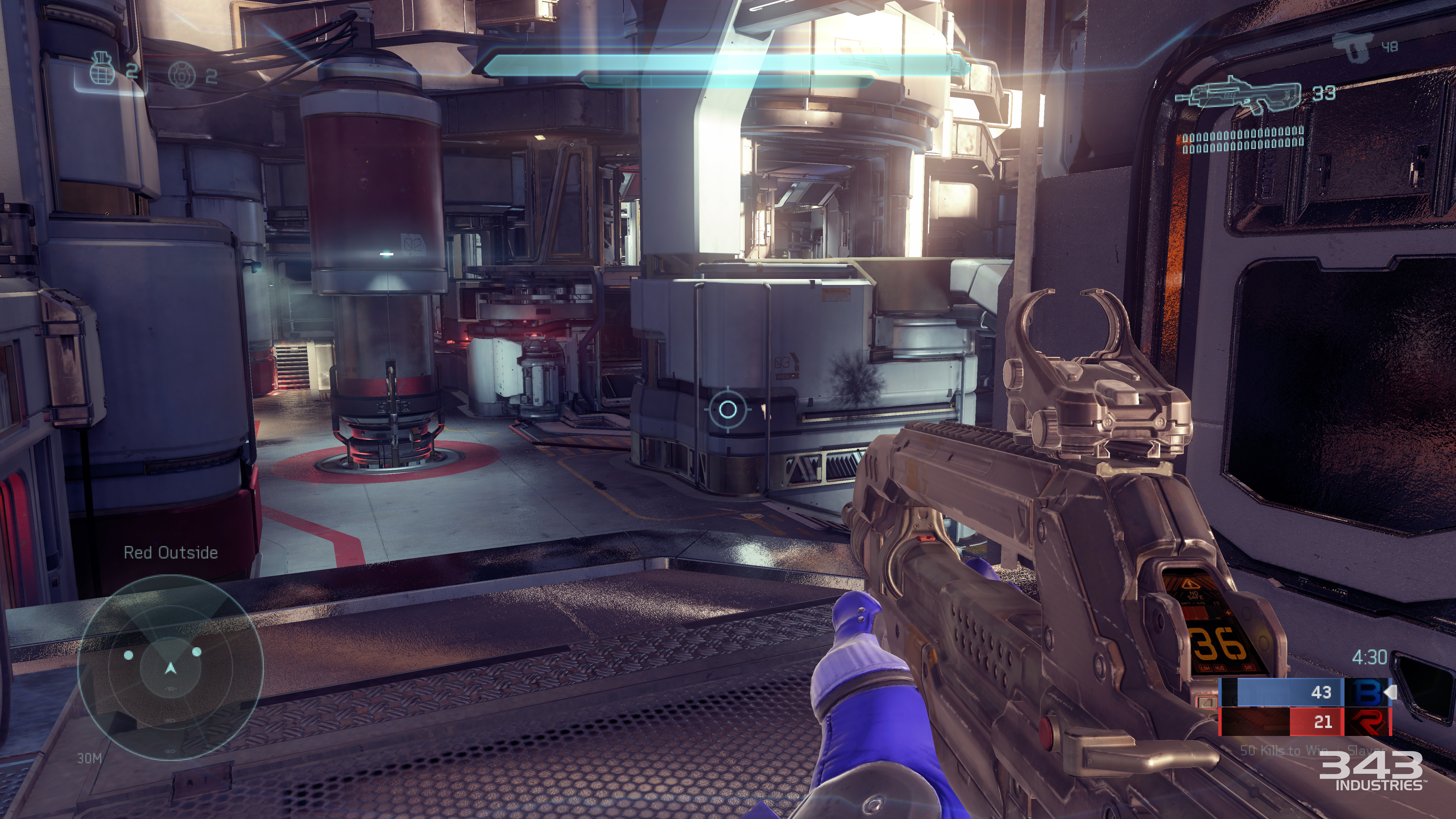 Halo 5: Guardians – Hands On, First Look at Multiplayer – QTX
