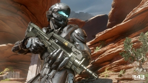 Halo 5 rocks