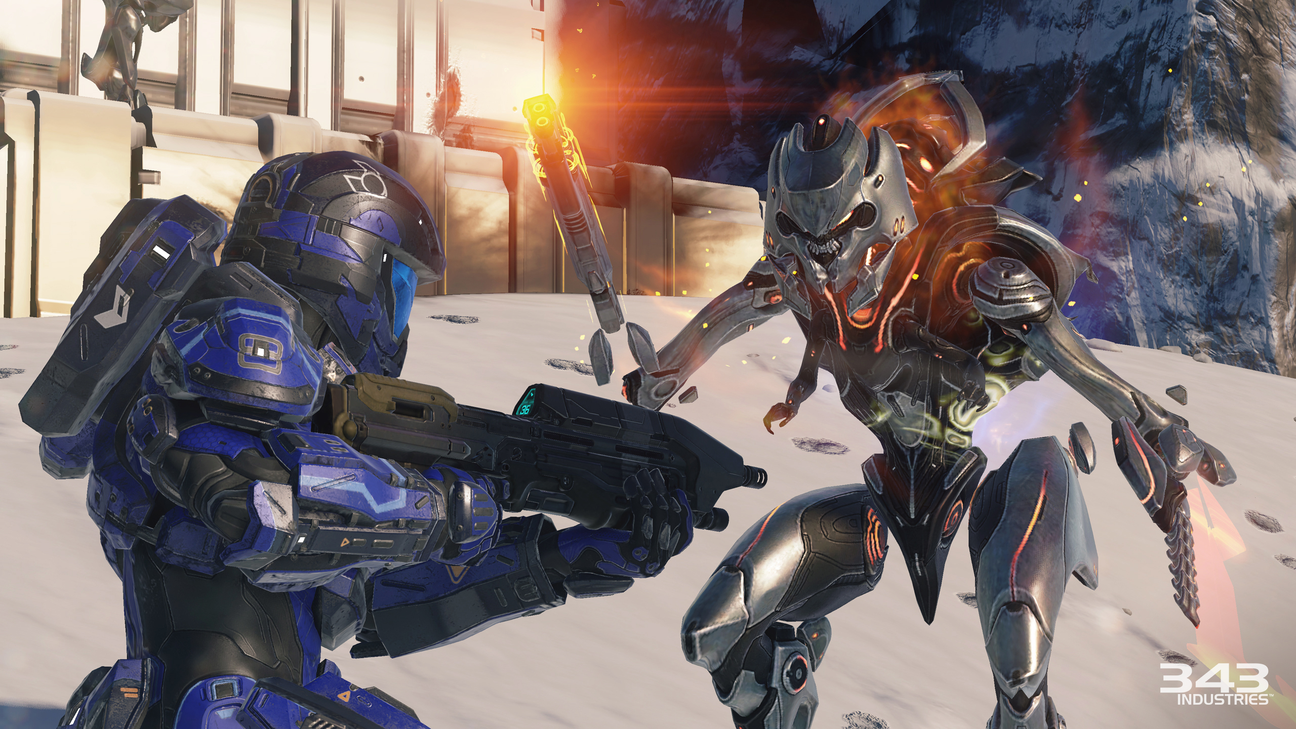 Halo 5: Guardians – Multiplayer Review – QTX