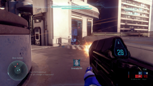 Halo 5 corners