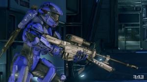 Halo 5 MP5