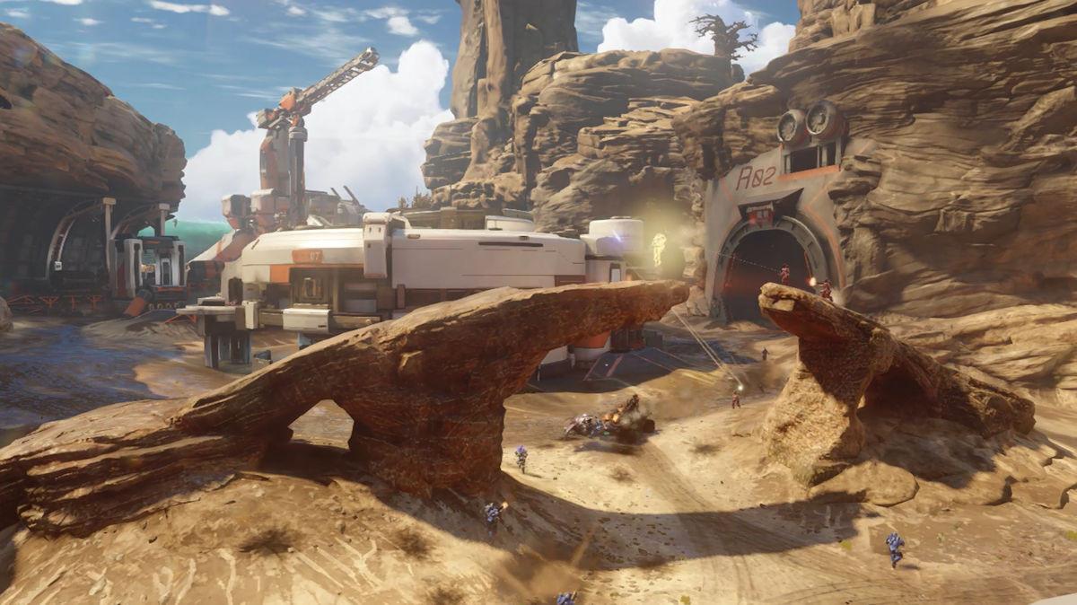 Halo 5: Guardians – Multiplayer Review – QTX