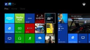 Xbox UI