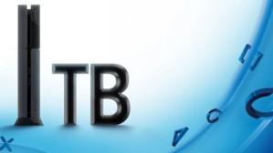 1 tb PS4