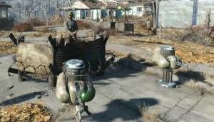Fallout 4 turrets