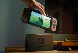 Switch on the go