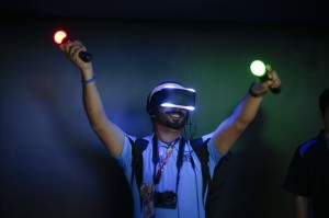 VR Dance